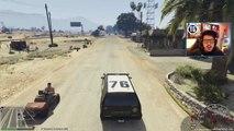 GTA 5 Mods PLAY AS A COP MOD!! GTA 5 Police McLaren LSPDFR Mod