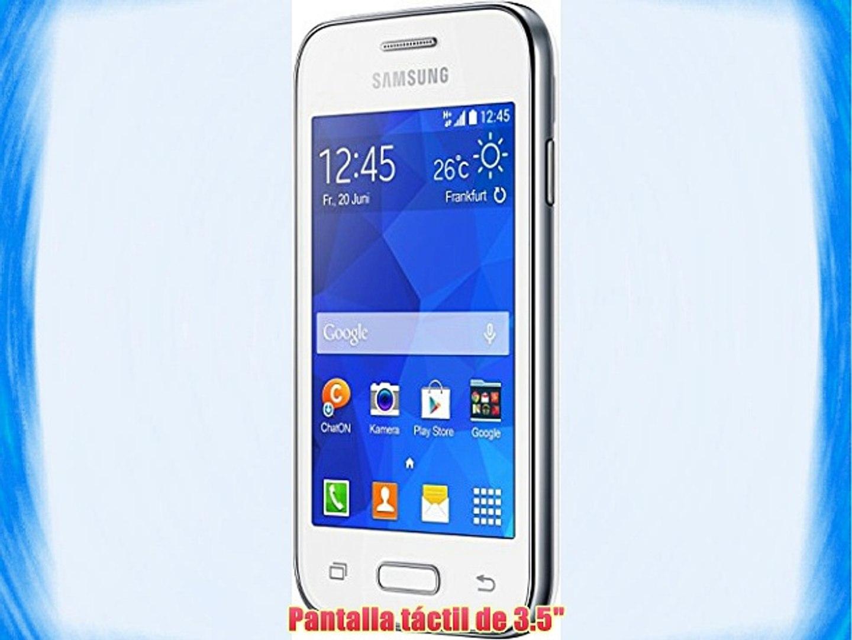 Samsung Galaxy Young SM-G130H Color blanco - Smartphone (889 cm (3.5) 320 x 480 Pixeles TFT