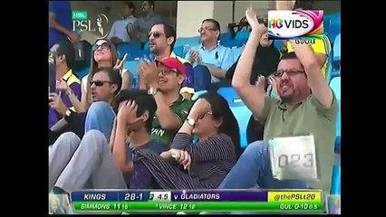 PSL Match 4 Karachi Kings vs Qutta Gladiator