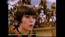 (1967) Mireille Mathieu A World With You Dual Subtitles