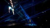Jay-Z & Kanye West - Flashing Lights @ Bercy, Paris, 2012