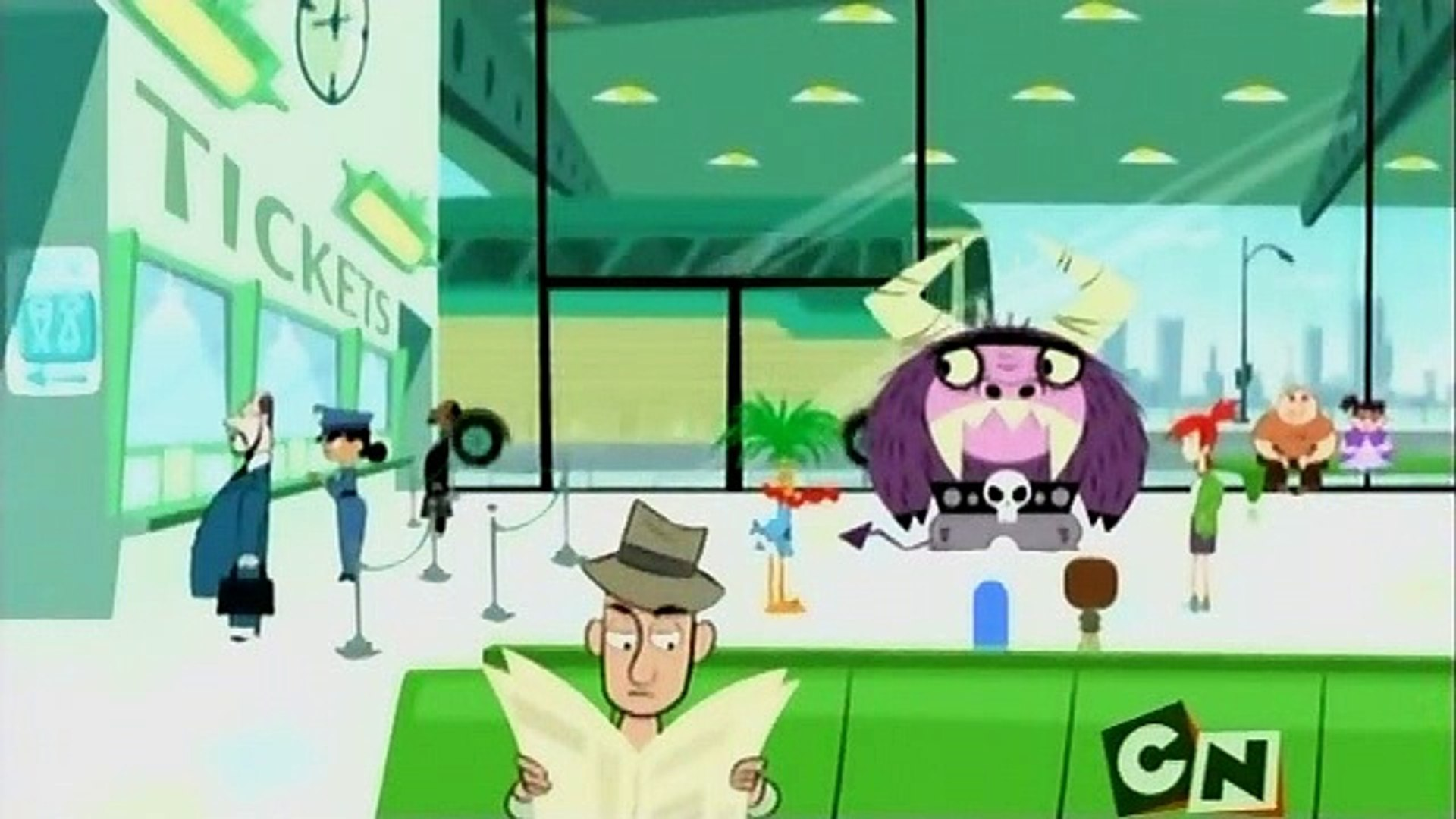Fosters Home For Imaginary Friends 4x12 Good Wilt Hunting