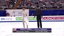 4CC 2016 Madison HUBBELL / Zachary DONOHUE FD