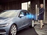 Volvo remplace vos clés de voiture par votre smartphone