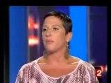 JT France 2 - Reportage et itv de Diams