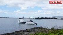 Un hélicoptère se crashe dans la mer à côté du site de Pearl Harbour