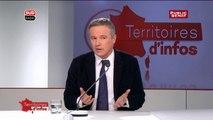 Invité : Nicolas Dupont-Aignan - Territoires d'infos - Le Best of (19/02/2016)
