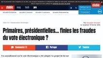 Vers la fin des fraudes du vote électronique ?