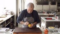 Jacques Pépin Makes a Lemon Pig
