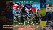 Download PDF  Major  Mrs Holts Definitive Battlefield Guide to the DDay Normandy Landing Beaches FULL FREE