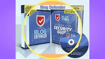 Blog Defender Review for WordPress Web Sites and Blogs