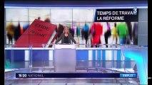Les Grappes sur France 3
