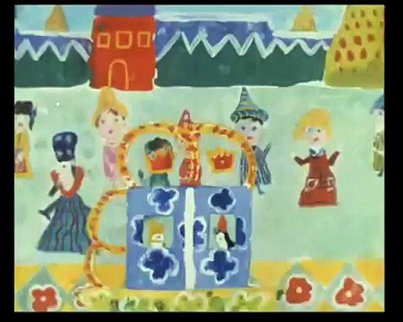 День чудесный. Советские мультфильмы