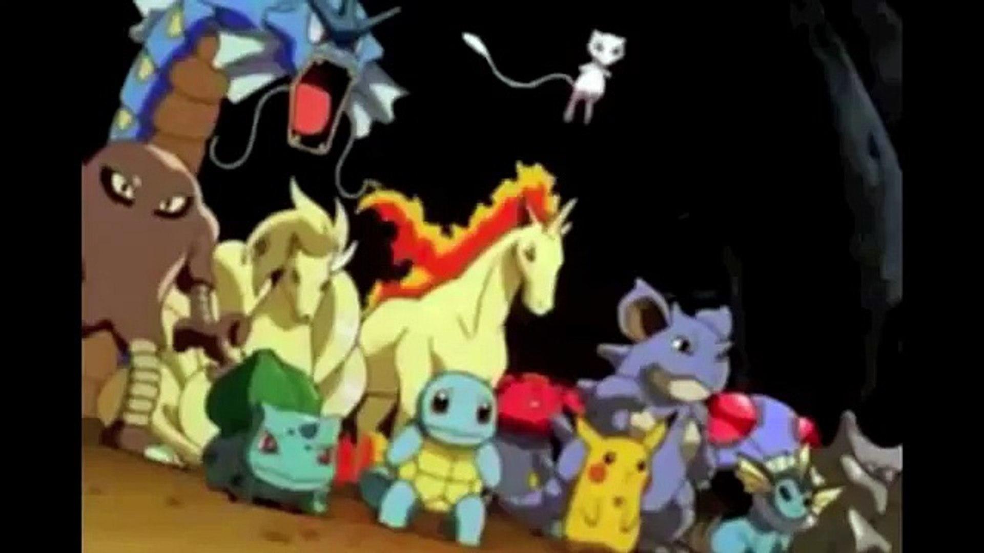 Pokemon Mewtwo Returns Music Video Monster Video Dailymotion