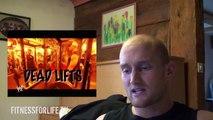 The Rock vs John Cena - WWE Wrestling - John Cena vs The Rock - workout review KARL ESS