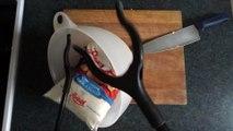 Cuisiner avec un bras robotisé... Pas Facile!