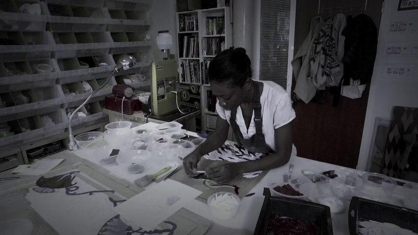 Un art de vivre conscient et engagé - Sika Viagbo, Atelier Lilikpo – mosaïste