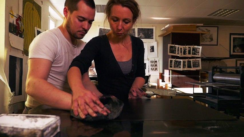 Des racines pour le futur - Fanny Boucher & Antonin Pons Braley – héliogravure