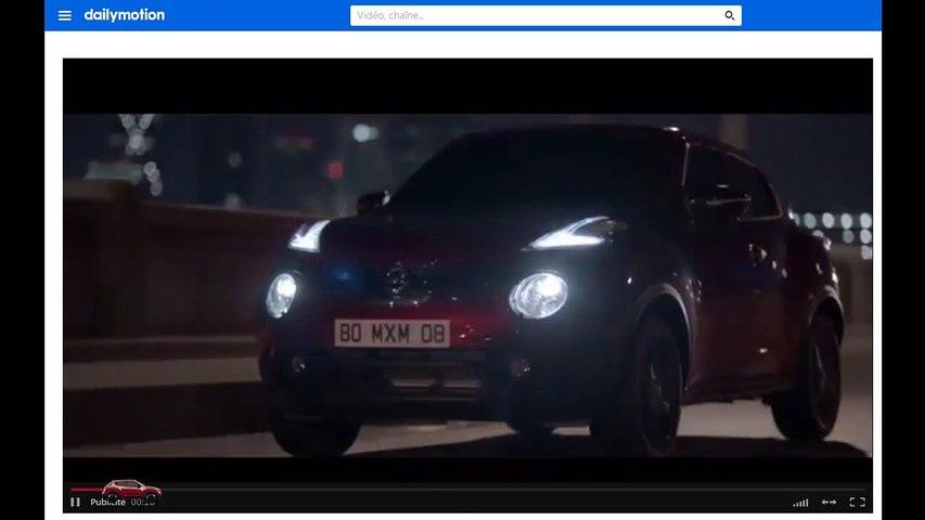 Nissan - Préroll interactif voiture