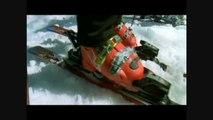 "Scène de ski dans ""Taxi 3"""