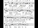 Communio gregorian 'Pascha nostrum', Ad Vigiliam paschalem (Vigile pascale)