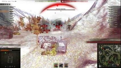 World of Tanks - JPanther - Epic Fail