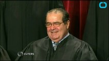 Justice Antonin Scalia Lies In Repose at Supreme Court - Watch Now