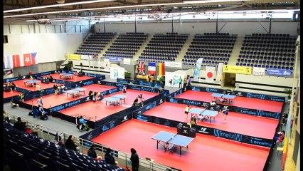 Open de France de Tennis de Table dans L'Ami Sports