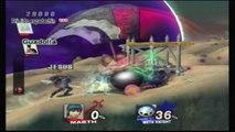[Wii] Super Smash Bros Brawl - El Emisario Subespacial Part 3