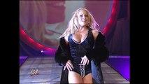 TRISH STRATUS VS. STEPHANIE MCMAHON (2001) - WWE Wrestling - Entertainment Sports Diva Women Women's Wrestling