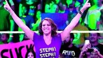 AJ LEE VS. STEPHANIE MCMAHON - FANTASY MATCH UP - WWE Wrestling - Entertainment Sports Diva Women Women's Wrestling