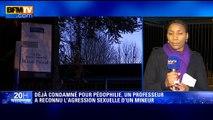 Essonne: témoignage d'un élève de l'enseignant mis en examen pour agression sexuelle