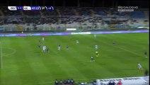 Gianluca Goal Pescara Calcio 1-1 Vicenza Calcio Italy Serie B (FULL HD)