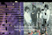 "Rock Candy ""We Get A Funky Feeling"" 1970 US Psych Blues Rock"