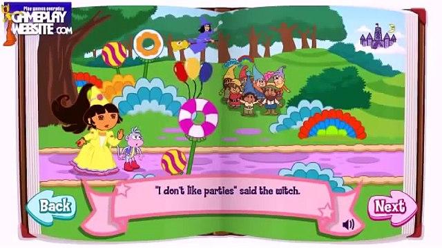 dora fairytale fiesta Dora lExploratrice Dora the Explorer dessins animés episodes KIxUgRSjP k