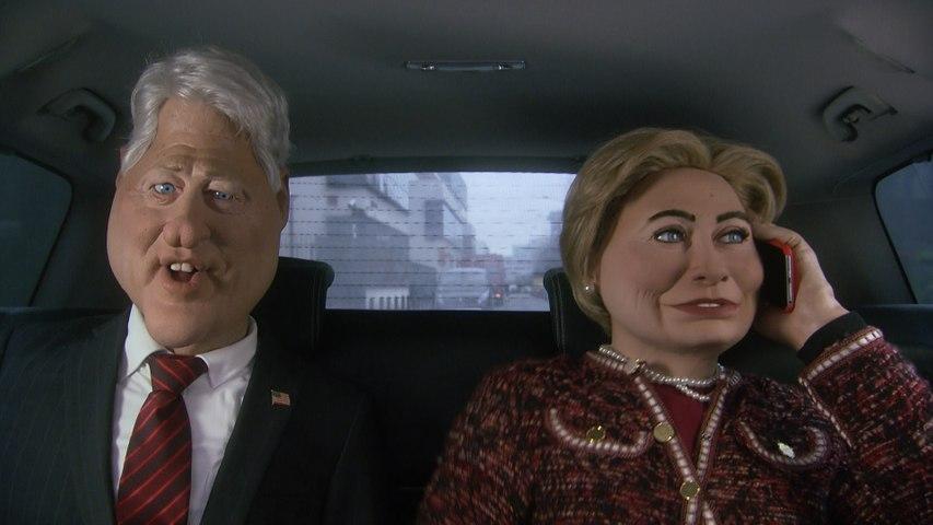 Milk Bill Clinton - The Guignols - CANAL+