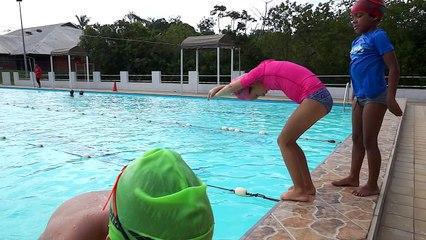 Stage de natation USLM Pacoussines