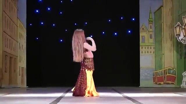 Superb Arabic Belly Dance Katerina Panteley
