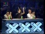 Công bố Kết quả Bán kết 7 - Vietnam's Got Talent - 17/4/2012