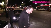 Poo Bear Parties At The Nice Guy With Justin Beiber After Grammy Win 2.15.16