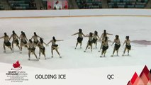 2016 SC SYNCHRO NATIONALS - OPEN FREE PROGRAM 1 - GROUP 1