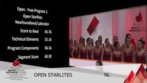 2016 SC SYNCHRO NATIONALS - OPEN FREE PROGRAM 1 - GROUP 3