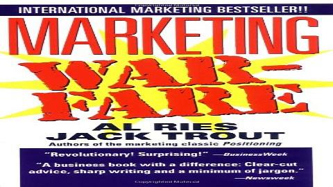 Read Marketing Warfare Ebook pdf download