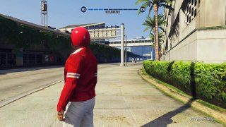 GTA 5 Online Funny Moments Under Map Glitch Epic Fails White