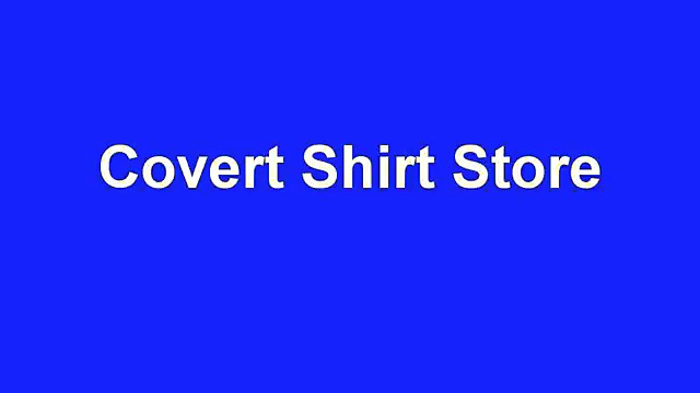 Covert Shirt Store