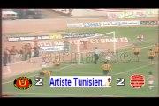 Club Africian 2-4 Espérance Sportive de Tunis - Full Match Highlights - Derby CA vs EST [Saison 1988-1989]