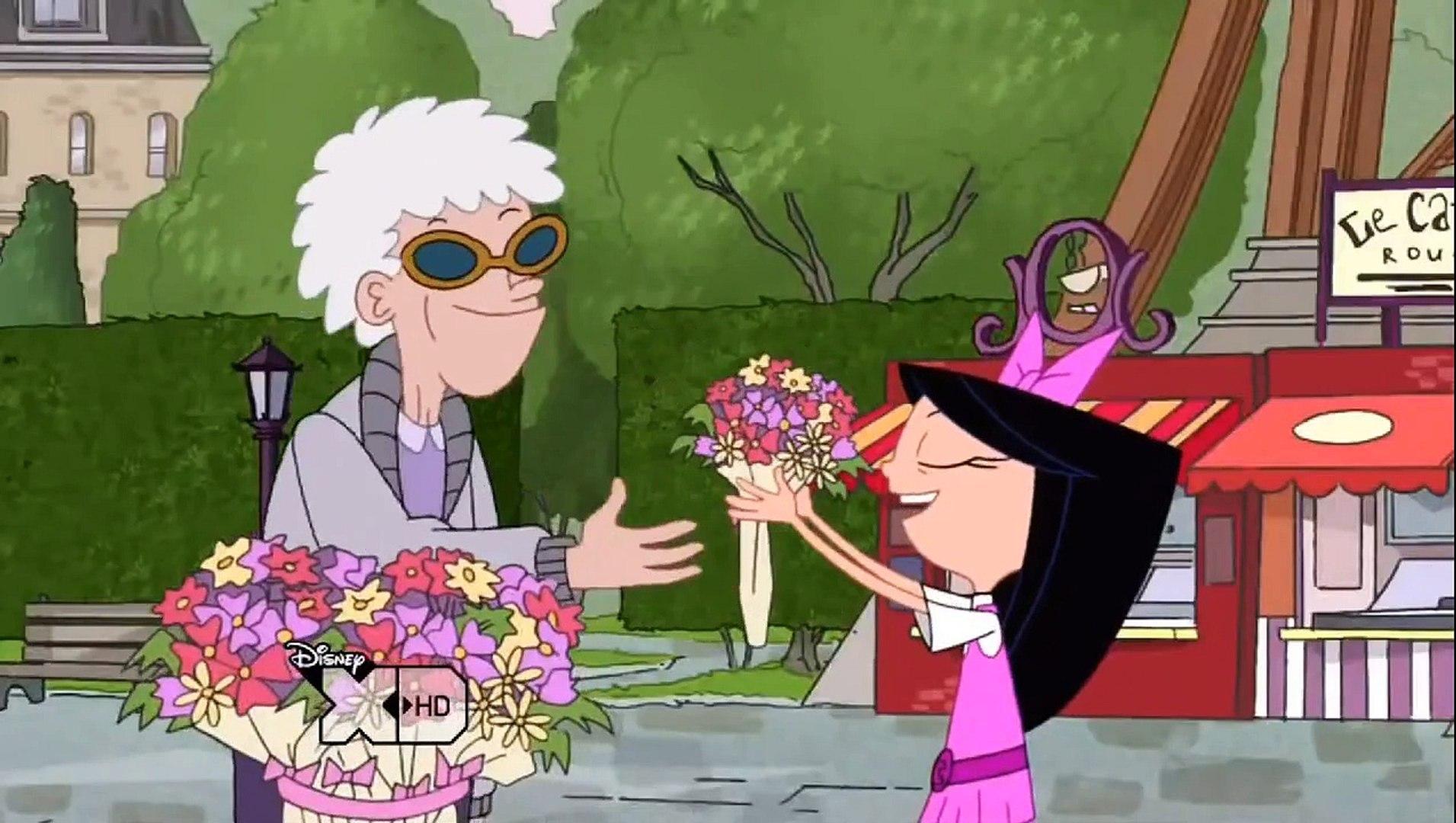 Phineas & Ferb - Ciudad del amor (En español + Letras)