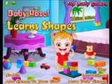 Baby Hazel Learns Shapes Gameplay # Watch Play Disney Games On YT Channel