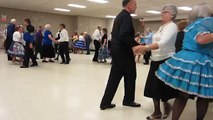 """48 BILL HARRISON SINGS/CALLS """"HONEY, ALL I EVER NEED IS YOU"""" SQUARE DANCE"""