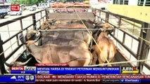 Mentan Pantau Langsung Kedatangan Sapi-sapi Daerah di Priok